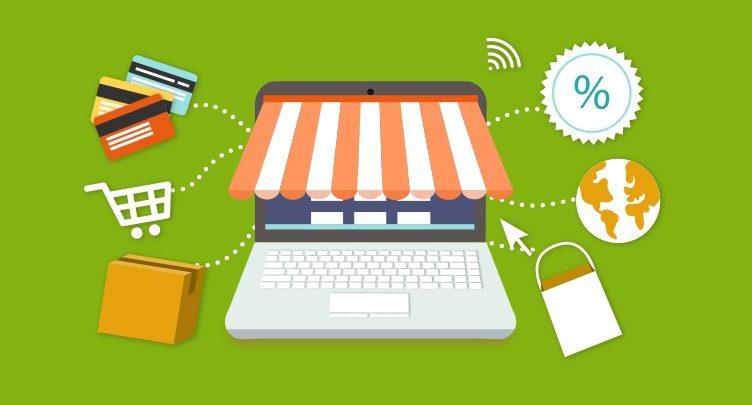 بيع الكتب، أحد مشاريع التجارة الإلكترونية
